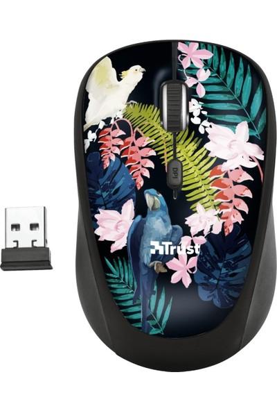 Trust 23387 YVI Wireless Mouse Parrot