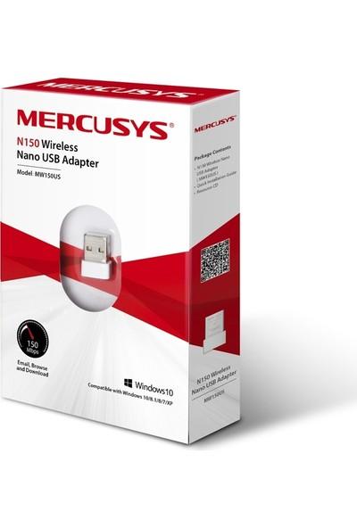 Mercusys MW150US N150 Mbps Wireless Nano USB Adapter