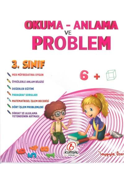 Sadık Uygun Yayınları 3.sınıf Tüm Dersler Soru Bankası - Okuma Anlama Problem - 2 Kitap