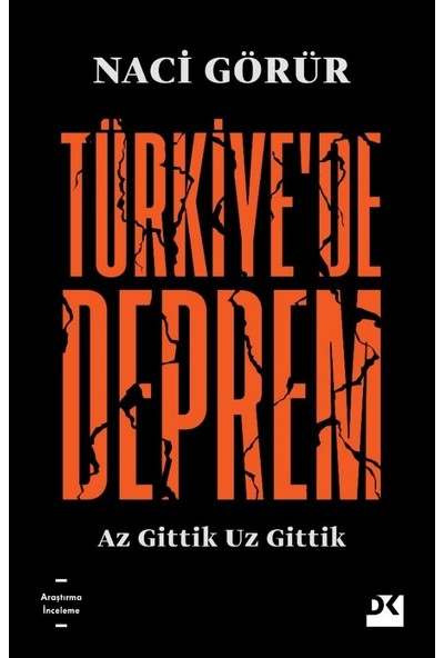 Türkiye'de Deprem - Naci Görür