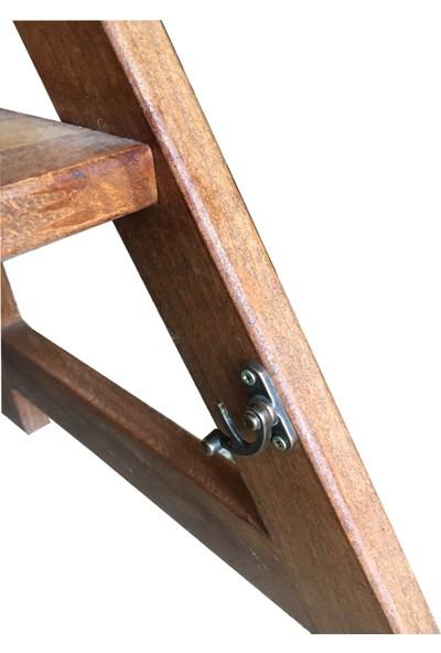 Tahtacı Ahşap Merdiven Sandalye