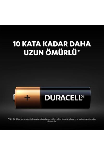 Duracell Alkalin Kalem Pil 6'lı AA