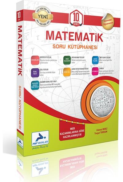 Prf 10.Sınıf Matematik Soru Kütüphanesi