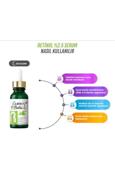 Retinol Serum %2,5 30 ml