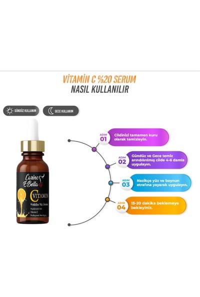 C Vitamini Serum %20 Black 30 ml