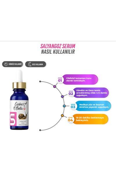 Salyangoz Özlü Serum 30 ml