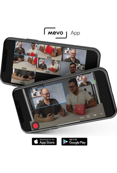 Mevo Start Canlı Etkinlik Kamerası