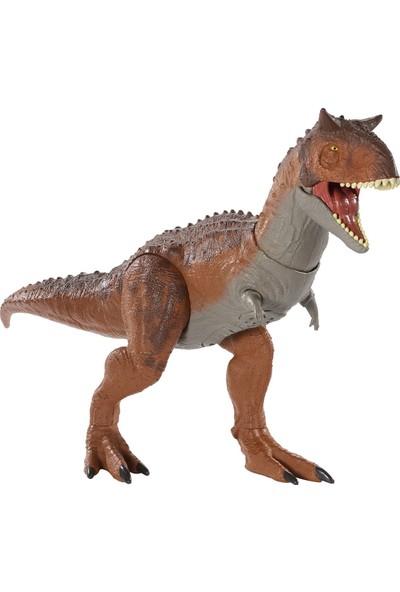 Jurassic World Sesli ve Hareketli Carnotaurus Figürü