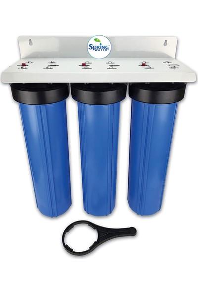 Spring Water Bina Girişi Yüksek Etkili Su Arıtma Sistemi