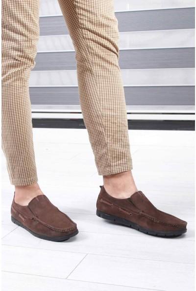 Alamode Kahverengi Erkek Günlük Ayakkabı