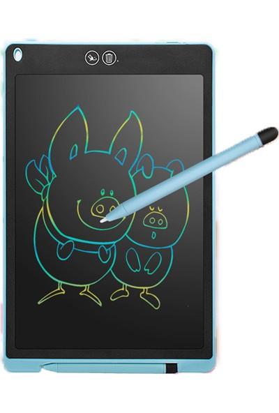 """Yukka 12"""" Akıllı LCD Çocuk Oyuncakları Kaligrafi ve Grafiti Çizim Kurulu Uygulama Öğrenme"""