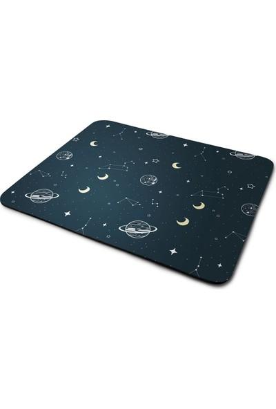Wuw Yıldız Haritası Mouse Pad