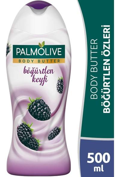 Palmolive Body Butter Böğürtlen Keyfi Duş Jeli 500 ml x 3 Adet