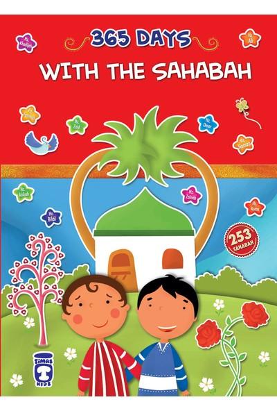365 Days With The Sahabah - 365 Günde Peygamberimin Arkadaşları (İngilizce) - Nazmi Taha Kılınç
