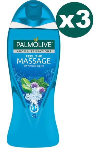 Palmolive Aroma Sensations Feel The Massage Duş Jeli 500 ml x 3 Adet