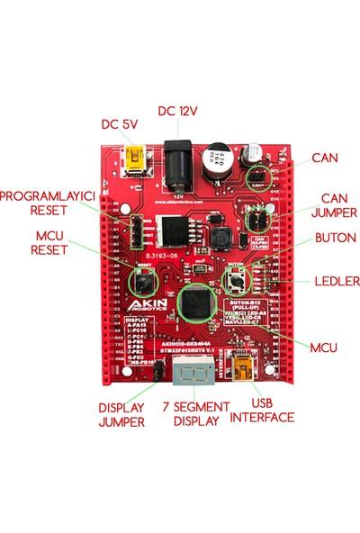 Akınrobotics AKINOID-GKS464A + Programlayıcı
