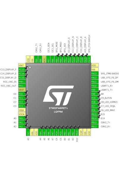 Akınrobotics AKINOID-GKS464D + Programlayıcı
