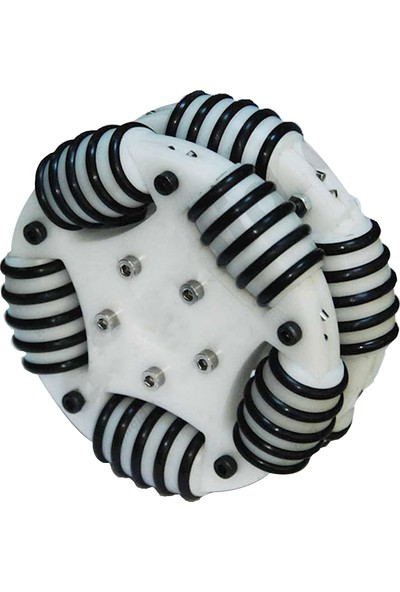 Akınrobotics Multi Teker Omniwheel