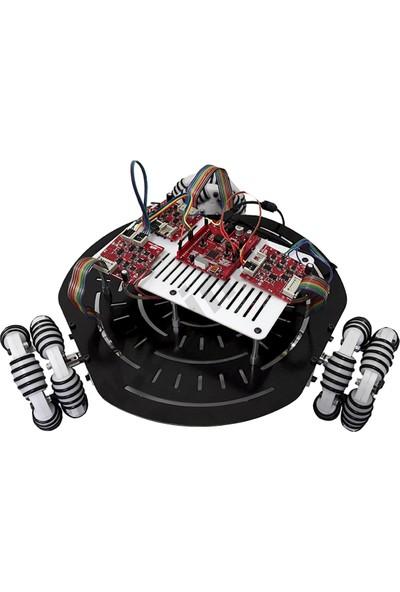 Akınrobotics Omniwheel Robot Platformu
