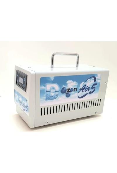 Dozon AIR5E 5.000 Mg/saat Ozon Jeneratörü