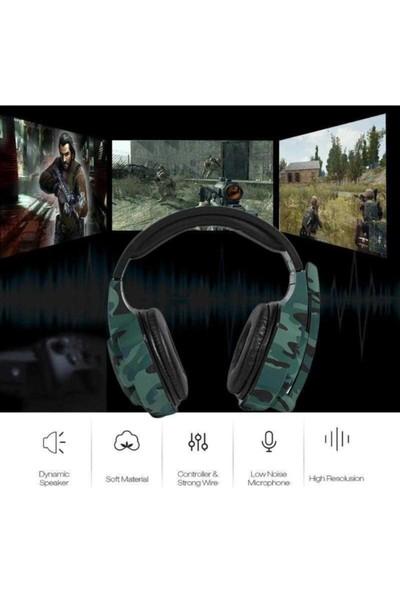 Tucci A3 Oyuncu Kulaklıgı 3.5mm