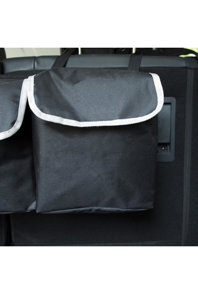 Ankaflex Araba Araç Içi Oto Koltuk Bagaj Organizer Eşya Düzenleyici Organizatör Portatif Ceplik Alet Çantası Organizeri