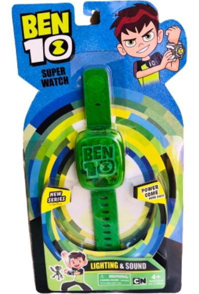 Cartoon Network Ben 10 Saat Sesli Ben Ten Saat