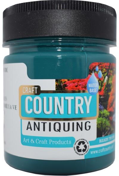 Craft Country Antiquing Hobi Boyası 120 cc 7005 Yeşil