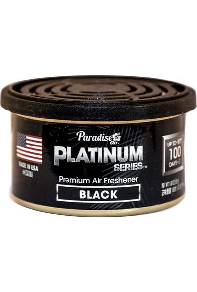 Paradise Air Platinum Black Oto Koku