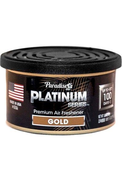 Paradise Air Platinum Gold Oto Koku