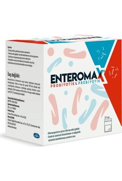 Enteromax Probiyotik & Prebiyotik