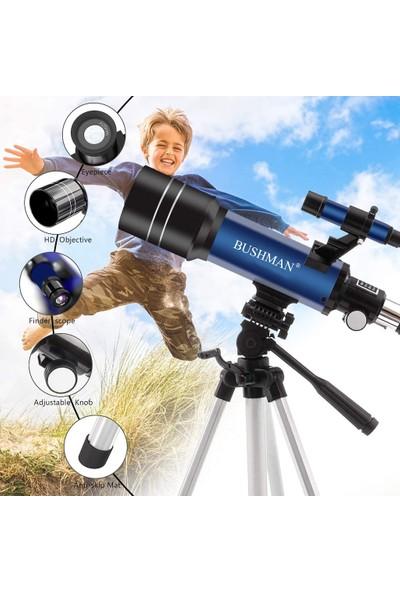 Bushman Travel 70-400 Teleskop