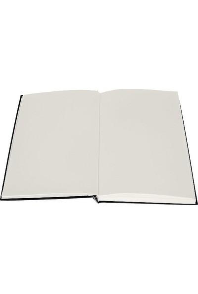 Daler Rowney Simply Sert Kapak Defter 110 Sayfa 100 gr Soft White 14 x 21 cm