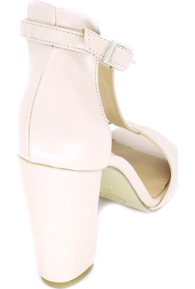 Punto 448003 Kalın Topuk Günlük Ayakkabı