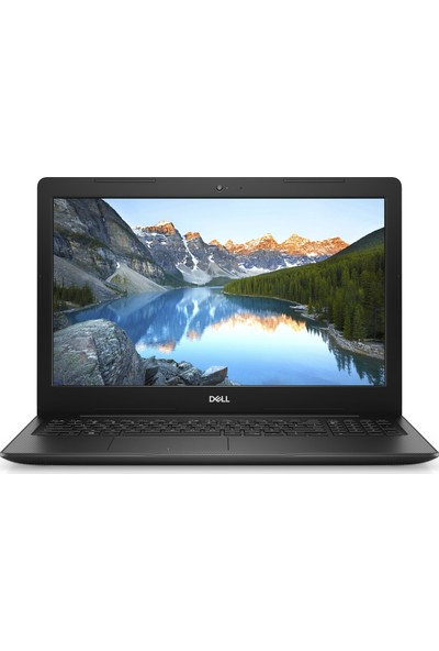 "Dell Inspiron 3593 Intel Core i3 1005G1 8GB 256GB SSD Windows 10 Home 15.6"" FHD Taşınabilir Bilgisayar FB05F4256CRW"