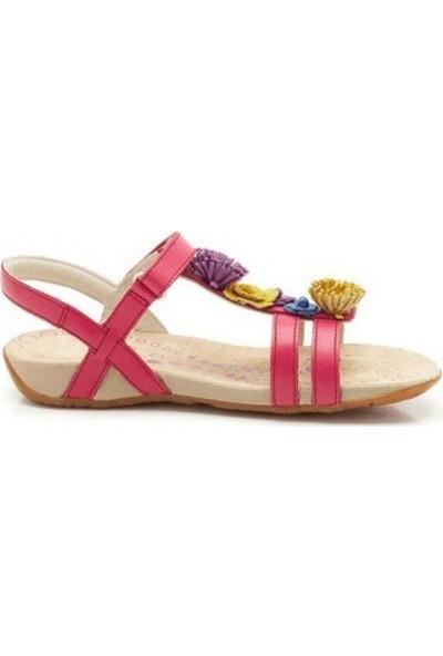Clarks Rio Flower Inf Kız Çocuk Sandalet