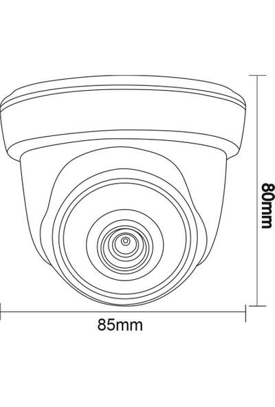 Uranıum ANHD07-D2036A 2mp 36 LED 2.8mm Gece Görüşlü