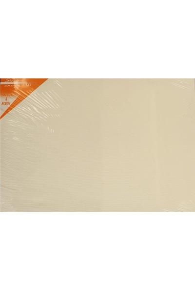 Pin Hobi & Tasarım Ayaklı Ahşap Şövale 175 cm - Akrilik Boya Başlangıç Seti