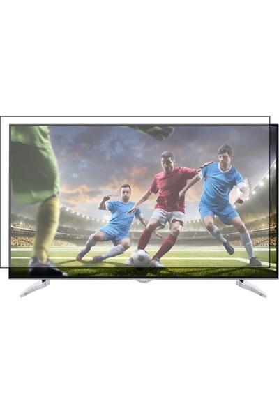 Nunamax Nano2mm TELEFUNKEN 65TU7040 - Kırılmaz TV Ekran Koruyucu