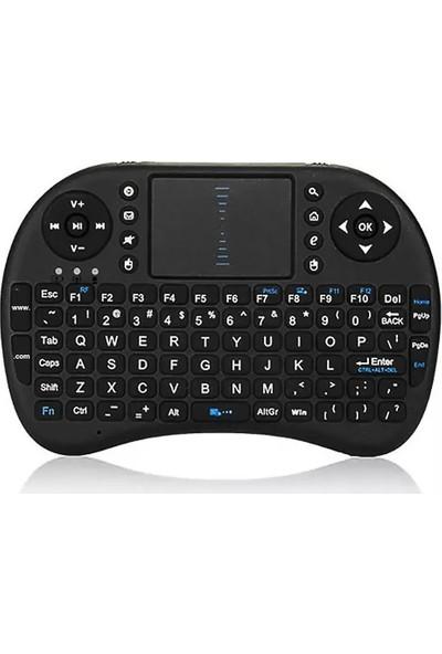 Buyfun Mini I8 Kablosuz Q Klavye (Yurt Dışından)