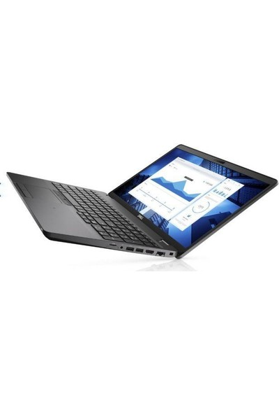 """Dell Precision Intel Core i7 9850H 8GB 256GB SSD Quadro P620 Windows 10 Pro 15.6"""" FHD Taşınabilir Bilgisayar M3541-NAIROBI"""