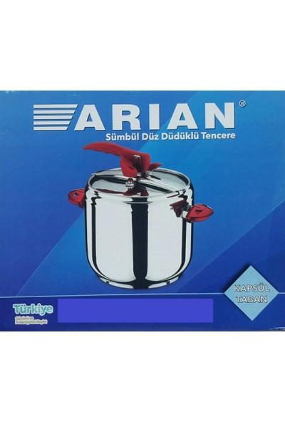 Hascevher Arian Düdüklü Tencere Klasik Model