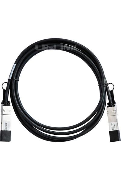 Lr-Link Qsfp 40G + ile Qsfp+ Arası Dac Kablo 3m
