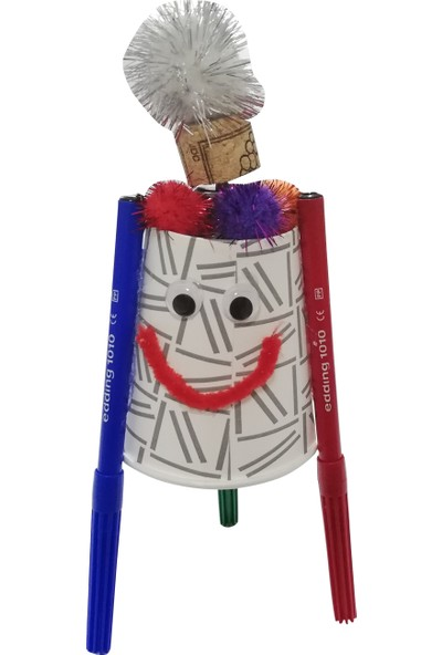 Global Ressam Robot Maker Seti (Demonte)