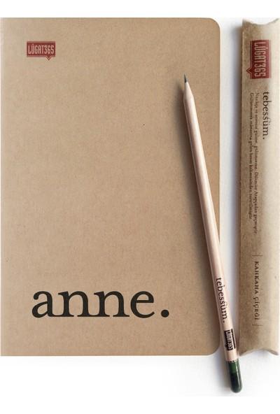 Lûgat365 Anne Defter Seti