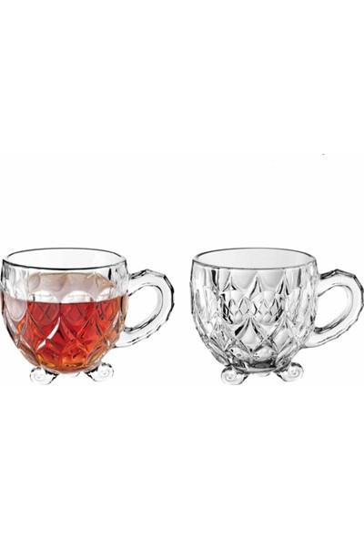 Perotti Vera 3 Ayaklı 6'lı Çay&kahve Fincanı