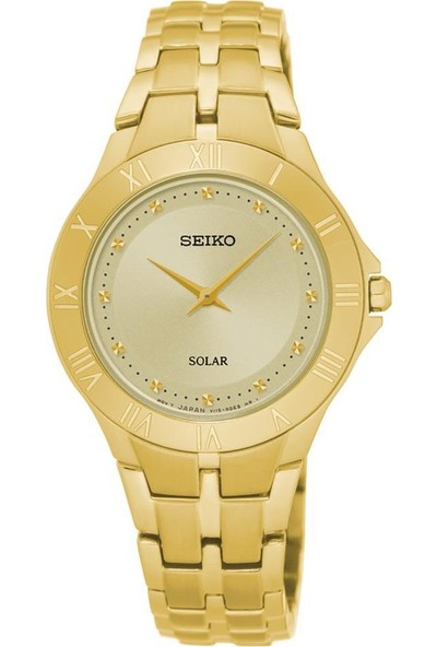 Seiko SUP310 Solar Kadın Kol Saati