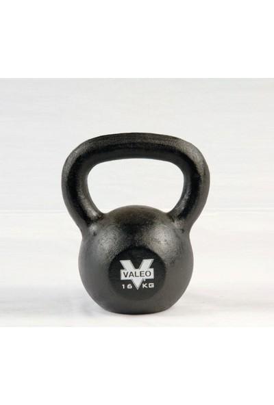 Valeo 16 kg Döküm Kettlebell