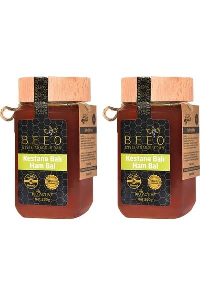 Bee'O Kestane Balı 300 gr - 2'li