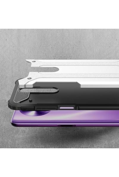 Vendas Xiaomi Redmi K30 Secure Serisi Maksimum Korumalı Kılıf - Kırmızı